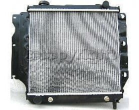 1991-1995 Jeep Wrangler Radiator
