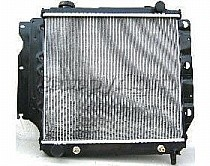 1991 - 1995 Jeep Wrangler Radiator