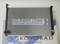 2006-2007 Toyota Highlander KOYO Radiator A2929