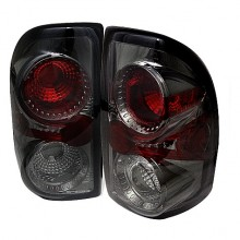 1997-2004 Dodge Dakota Euro Style Tail Lights (PAIR) - Smoke (Spyder Auto)
