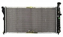 1997 - 2003 Pontiac Grand Prix Radiator (3.8L + With Supercharger)