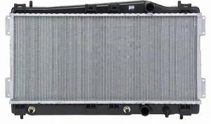 1995-1999 Dodge Neon Radiator (Mounting Tabs Side Rail)
