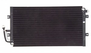 1995-2005 Chevrolet (Chevy) Astro A/C (AC) Condenser (With Rear A/C)