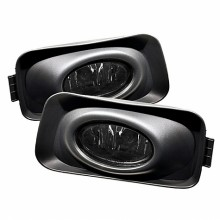 2004-2005 Acura TSX (Euro Accord) OEM Fog Lights (PAIR) - Smoke (Spyder Auto)