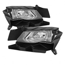 2010-2020 Mazda 3 2.5L 2011 (excluding Speed3 Models) OEM Fog Lights (PAIR) - Clear (Spyder Auto)
