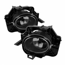 2007-2012 Nissan Altima 4Dr OEM Fog Lights (PAIR) - Smoke (Spyder Auto)