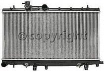 2002 - 2007 Subaru Impreza Radiator Replacement