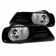 2007-2009 Toyota Camry OEM Fog Lights (PAIR) - Clear (Spyder Auto)