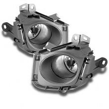 2010-2012 Toyota Prius OEM Fog Lights (PAIR) - Clear (Spyder Auto)