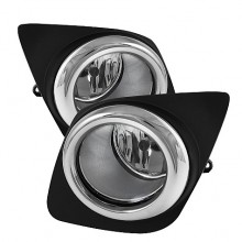 2009-2011 Toyota RAV4 OEM Fog Lights (PAIR) - Clear (Spyder Auto)