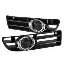 1999-2005 Volkswagen Jetta OEM Fog Lights (PAIR) - Smoke (Spyder Auto)