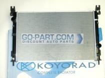 2004-2006 Chrysler Pacifica KOYO Radiator A2702