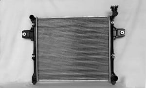 2005-2009 Jeep Grand Cherokee KOYO Radiator A2839