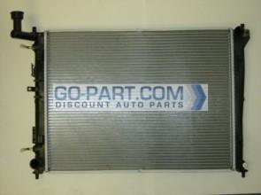2007-2010 Hyundai Elantra Radiator