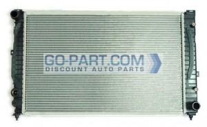 1996-2002 Audi A4 / A4 Quattro Radiator