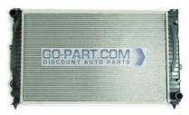 2000 - 2001 Audi S4 Radiator [Manual]
