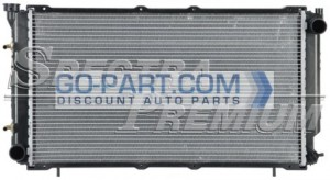 1996-1999 Subaru Legacy Radiator