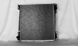 2002-2005 Mercury Mountaineer KOYO Radiator A2342