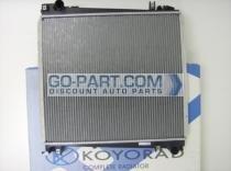 2002-2005 Mercury Mountaineer KOYO Radiator A2342