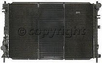 2002 - 2004 Saturn Vue Radiator (1-inch Core)