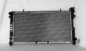 2005-2006 Chrysler Town & Country KOYO Radiator A2795