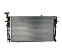 2005 - 2009 Hyundai Tucson Radiator (2.0L L4 + 2.7L V6 + Automatic + With Automatic A/C)