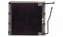 1998 - 1999 Dodge Durango A/C (AC) Condenser (3.9L / 5.2L / 5.9L) [without Shroud]