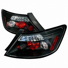 2006-2008 HONDA CIVIC ALTEZZA TAIL LIGHTS (PAIR) BLACK (Spec-D Tuning)