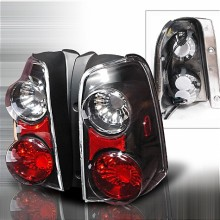 2001-2006 FORD ESCAPE ALTEZZA TAIL LIGHTS (PAIR) BLACK (Spec-D Tuning)