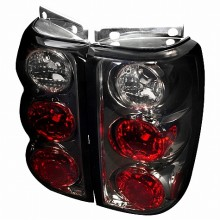 1995-1997 FORD EXPLORER ALTEZZA TAIL LIGHTS (PAIR) SMOKE (Spec-D Tuning)