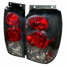 1998-2001 FORD EXPLORER ALTEZZA TAIL LIGHTS (PAIR) SMOKE (Spec-D Tuning)