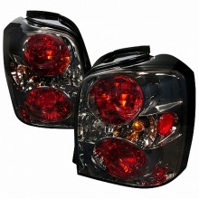 2004-2007 TOYOTA HIGHLANDER ALTEZZA TAIL LIGHTS (PAIR) SMOKE (Spec-D Tuning)