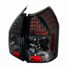 2005-2008 DODGE MAGNUM LED TAIL LIGHTS (PAIR) SMOKE (Spec-D Tuning)