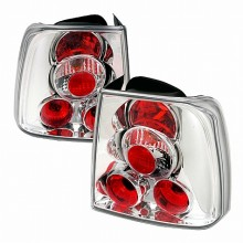 1997-2000 VOLKSWAGEN PASSAT ALTEZZA TAIL LIGHTS (PAIR) CHROME (Spec-D Tuning)