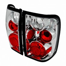 1993-1997 FORD RANGER ALTEZZA TAIL LIGHTS (PAIR) CHROME (Spec-D Tuning)