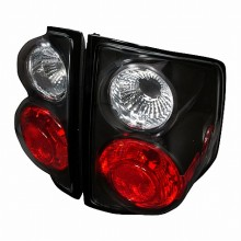 1994-2001 CHEVY S10 ALTEZZA TAIL LIGHTS (PAIR) BLACK (Spec-D Tuning)