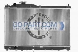 2003-2003 Mitsubishi Galant Radiator (2.4L L4)
