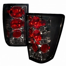 2004-2012 NISSAN TITAN ALTEZZA TAIL LIGHTS (PAIR) SMOKE (Spec-D Tuning)