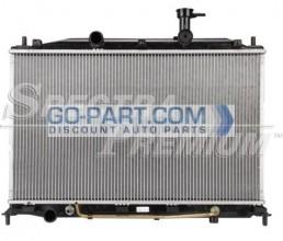 2006-2010 Hyundai Accent Radiator
