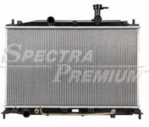 2006 - 2011 Hyundai Accent Radiator