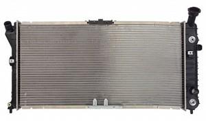 1997-2000 Oldsmobile Silhouette Radiator (1-inch Core)