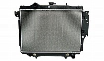 1994 - 1996 Dodge Dakota Radiator