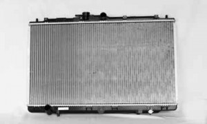 2002-2003 Acura TL Radiator (15 3/4-inch Core)