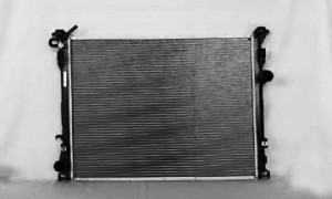 2006-2010 Dodge Charger Radiator (5/8-inch Core)