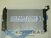 2003 - 2007 Pontiac Vibe KOYO Radiator A2428