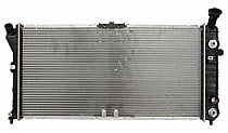 1997 - 2000 Chevrolet (Chevy) Venture Radiator (5/8-inch Core) Replacement