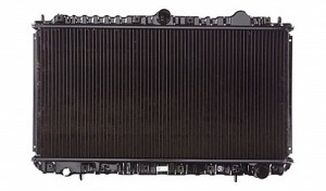1995-1999 Mitsubishi Eclipse Radiator (Automatic / With Turbo)
