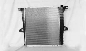 2001-2001 Mercury Mountaineer Radiator