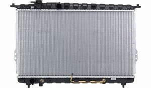 2001-2005 Hyundai Accent Radiator