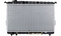 2000 - 2005 Hyundai Accent Radiator